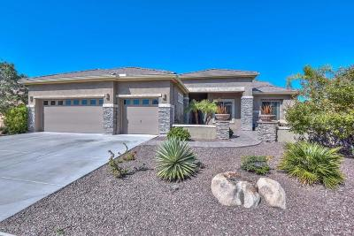 Phoenix Single Family Home For Sale: 5202 W Cavedale Drive