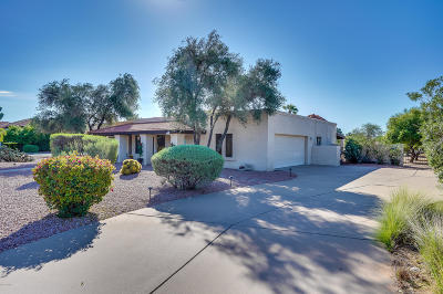 Scottsdale Single Family Home For Sale: 7411 E Wethersfield Road
