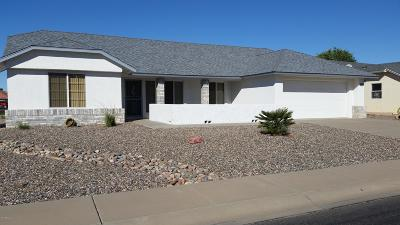 Sun City West Single Family Home For Sale: 20804 N 147th Drive N