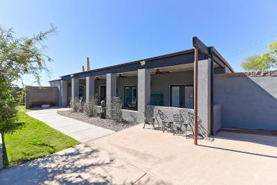 Apache Junction Single Family Home For Sale: 2755 E Superstition Boulevard