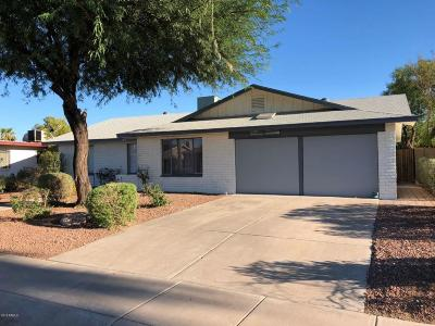Tempe Single Family Home For Sale: 1917 E Cairo Drive