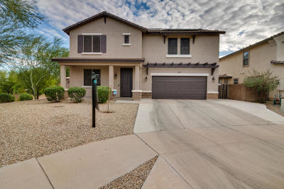 Surprise Single Family Home For Sale: 15763 W Poinsettia Drive