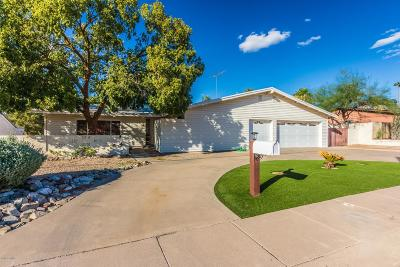 Phoenix Single Family Home For Sale: 720 W Thunderbird Road