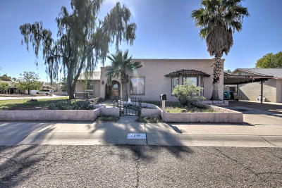 Phoenix Single Family Home For Sale: 719 W Morrow Drive