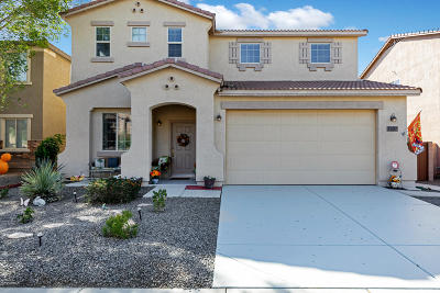 San Tan Valley Single Family Home For Sale: 1327 E Sugey Court