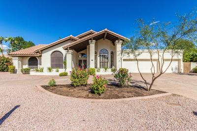 Scottsdale Single Family Home For Sale: 9902 E Mission Lane