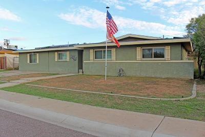 Phoenix Single Family Home For Sale: 1815 W Tonto Lane