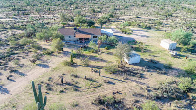 Scottsdale Single Family Home For Sale: 5748 E Jomax Road