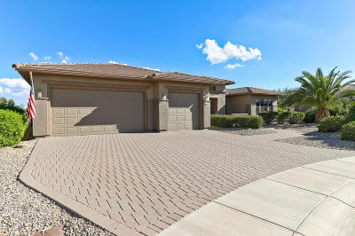 Surprise Single Family Home For Sale: 20563 N Bear Canyon Court