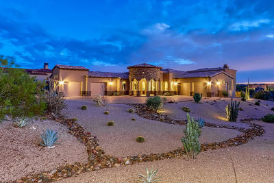 Scottsdale Single Family Home For Sale: 8469 E Nightingale Star Drive