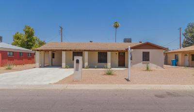 Phoenix Single Family Home For Sale: 2744 W Berridge Lane