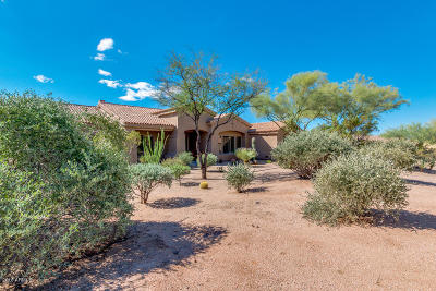 Scottsdale Single Family Home For Sale: 11427 E Pinon Drive