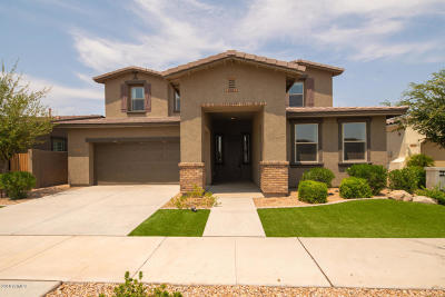 Queen Creek Single Family Home For Sale: 22548 E Duncan Street