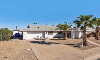 Sun City Single Family Home For Sale: 12406 W Allegro Drive