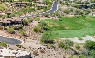 Fountain Hills Residential Lots & Land For Sale: 15230 E Whisper Draw