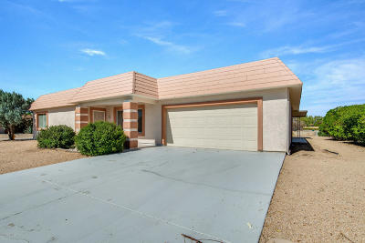 Sun City AZ Single Family Home For Sale: $233,000