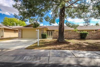 Sun City AZ Gemini/Twin Home For Sale: $279,000
