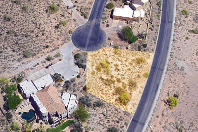 Gold Canyon Residential Lots & Land For Sale: 9771 E Dead Sure Place