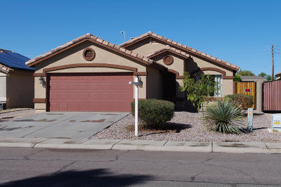 Apache Junction Single Family Home For Sale: 1076 E Yuma Avenue