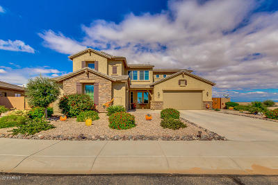 Maricopa AZ Single Family Home For Sale: $369,000