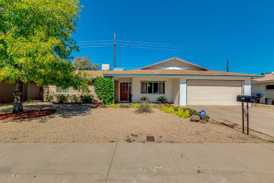 Glendale Single Family Home For Sale: 4634 W Lane Avenue