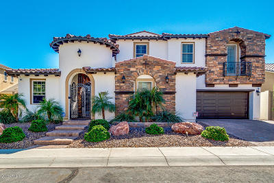 Single Family Home For Sale: 18423 W Palo Verde Avenue