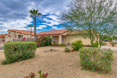 Prescott, Prescott Valley, Glendale, Phoenix, Surprise, Anthem, Avondale, Chandler, Goodyear, Litchfield Park, Mesa, Peoria, Scottsdale Single Family Home For Sale: 4545 N 67th Avenue #1205