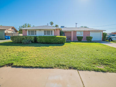 Phoenix Single Family Home For Sale: 3625 N 50th Avenue