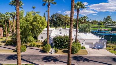 Phoenix Single Family Home For Sale: 15 N Country Club Drive