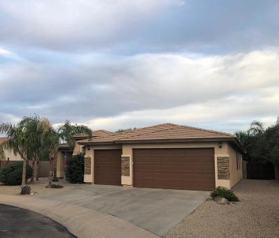 Casa Grande Single Family Home For Sale: 1280 N Elizabeth Court