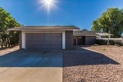 Scottsdale Single Family Home For Sale: 7767 E Rovey Avenue