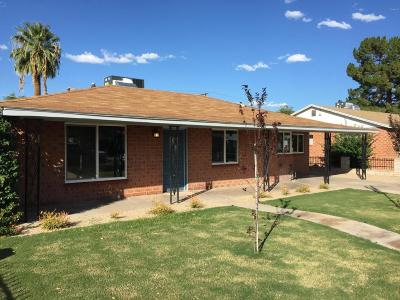 Phoenix Single Family Home For Sale: 2442 E Indianola Avenue