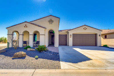 Eloy Single Family Home For Sale: 4633 W Pueblo Drive