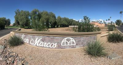 Chandler Residential Lots & Land For Sale: 390 W San Marcos Drive