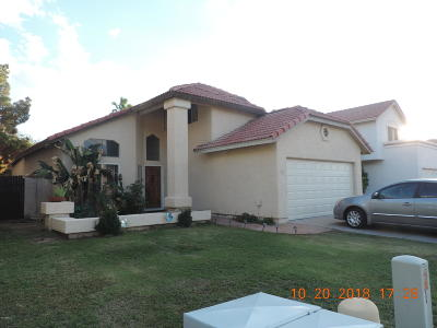 Chandler Single Family Home For Sale: 969 E Manor Drive