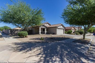 Laveen Single Family Home For Sale: 5617 S 53rd Avenue
