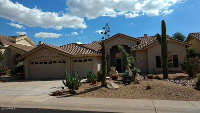Scottsdale Single Family Home For Sale: 7479 E Sand Hills Road