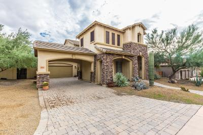 Phoenix Single Family Home For Sale: 2601 W Cavalry Drive