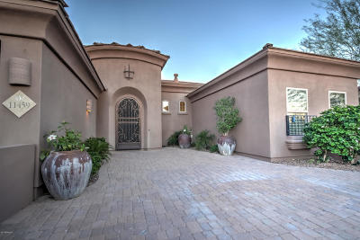 Scottsdale Single Family Home For Sale: 11459 N 124th Place