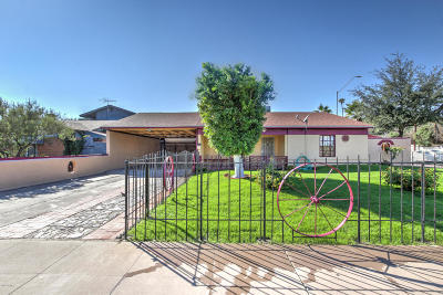 Phoenix Single Family Home For Sale: 2816 N Dayton Street