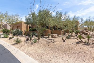 Scottsdale Single Family Home For Sale: 9731 E Hidden Green Drive