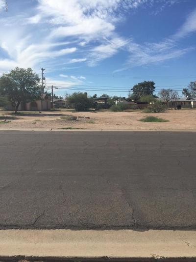 Casa Grande Residential Lots & Land For Sale: N Morrison Avenue