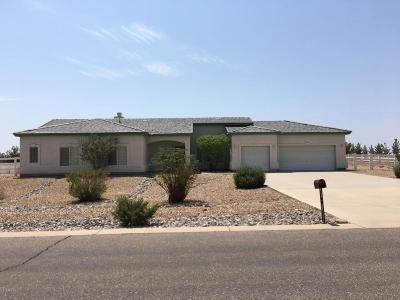 Casa Grande Single Family Home For Sale: 9511 W Bartle Drive