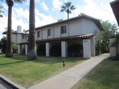 Phoenix Condo/Townhouse For Sale: 3701 E Monterosa Street #12