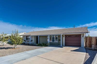 Sun City AZ Single Family Home For Sale: $175,000