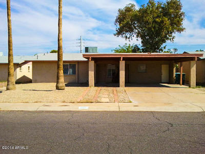 Phoenix Rental For Rent: 1026 W Halstead Drive #---->