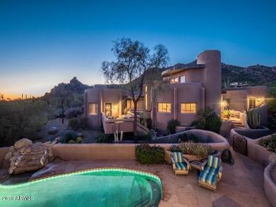 Carefree AZ Single Family Home For Sale: $500,000
