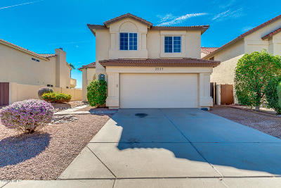 Phoenix Single Family Home For Sale: 3527 E Windmere Drive