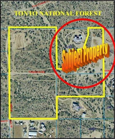 Scottsdale Residential Lots & Land For Sale: E Chaparosa Way