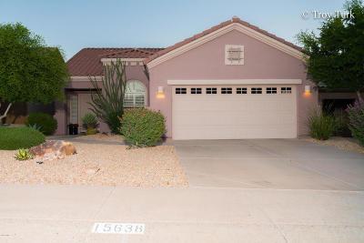 Single Family Home For Sale: 15638 E Hedgehog Court
